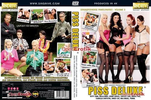 Piss Deluxe 3 -  Golden Shower Power Vol 3