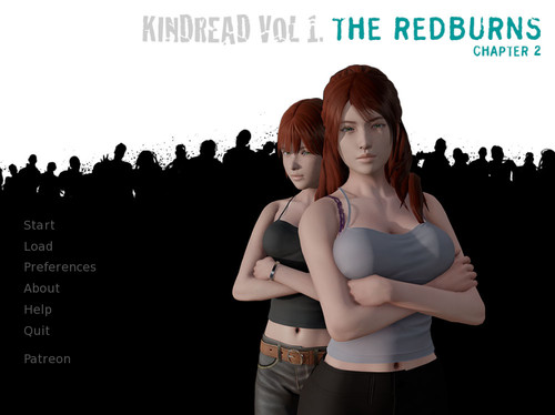 Inkalicious - Kindread: The Redburns - Chapter 2 + Incest Patch
