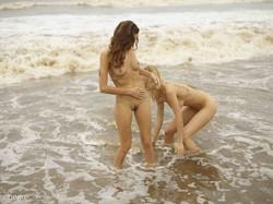 Clover and Natalia A Black Beach Bali - 51 pictures - 14204pxx6uw0dgj5k.jpg