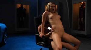 Heather Starlet - Iron Man Extreme Parody sc5