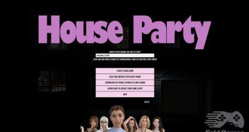 House Party Version 0.13 by eek