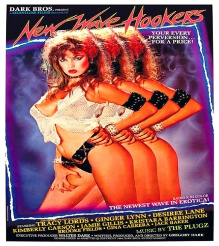 New Wave Hookers 1 (1985)